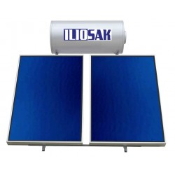 Ανοξείδωτος  ηλιακός θερμοσίφωνας INOX 316